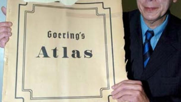 Hermann Görings geheime Karten