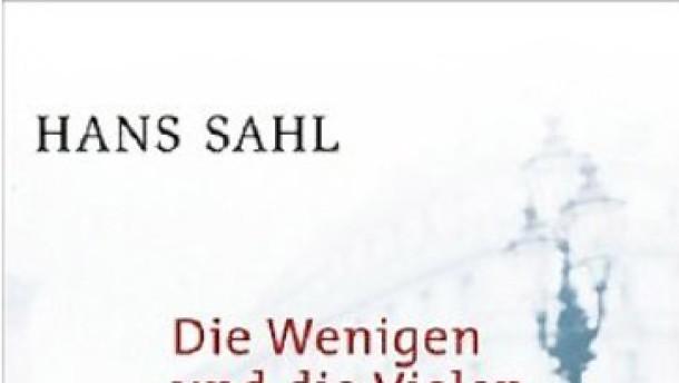 Cover Hans Sahl