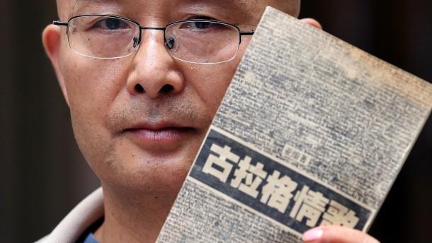 Chinesischer Autor Liao nach Deutschland ausgereist