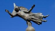 Denkmal für den Kosakenführer Anton Golovaty in Odessa