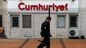 Canan Coskun in der Türkei zu zwei Jahren Haft verurteilt