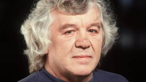 Schriftsteller Wolfgang Hilbig erhält Büchner-Preis 2002