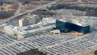 NSA-Hauptquartier in Fort Meade, Maryland