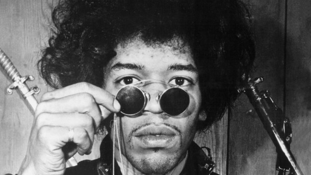 Wie starb Jimi Hendrix wirklich?