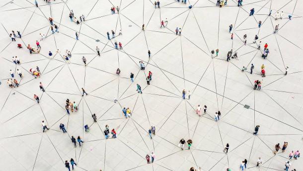 In Gesellschaft der Graphen