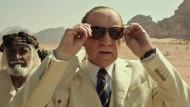 """Kevin Spacey in der Rolle von J. Paul Getty: Szene aus dem Trailer für """"All the Money in the World"""" von Ridley Scott auf IMDb"""
