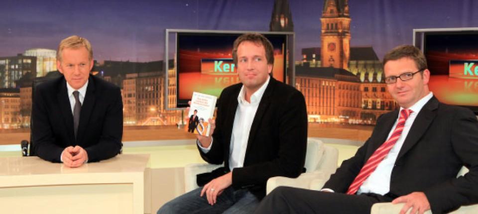 Kerner Bei Sat1 Der Mit Den Toten Redet Fernsehen Faz