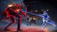 """Mehr als einen kurzen Moment des Triumphs gibt es bei """"Dark Souls III"""" nicht zu gewinnen. Jeder Level ist eine neue Lektion in Demut und Geduld."""