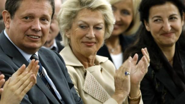 Frank Schirrmacher erhält Börne-Preis