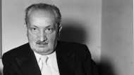 Martin Heidegger 1959