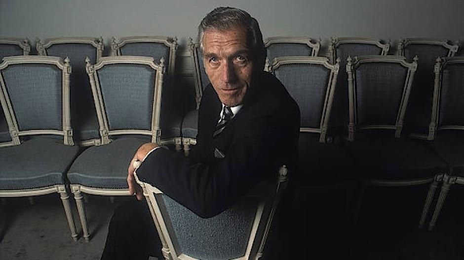 Paul Watzlawick (geboren 1921) starb im Jahr 2007