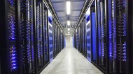 Diese Facebook-Server in der schwedischen Stadt Lulea waren die ersten außerhalb Amerikas.
