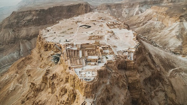 Als Jerusalem schon erobert war