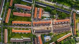 Die großzügige Stadtwohnung löst Villa im Grünen ab