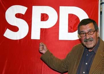Alte Liebe vergeht nicht: Günter Grass und seine Partei