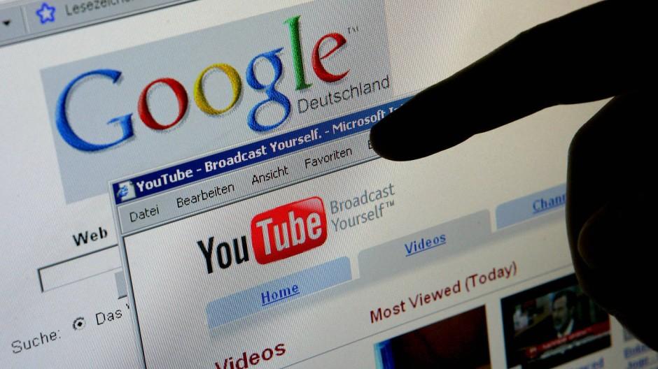 Google, Youtube und andere Geldspeicher: Profiteure eines zukünftigen Internet-Sozialismus?