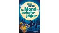 "Boris Koch: ""Die Mondschatzjäger"". Verlag Heyne fliegt, München 2016. 304 S., geb., 12,99 €. Ab 10 J."
