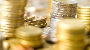 Scheine werden abgeschafft, Münzen bleiben