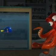 Der vergessliche Fisch Dorie ist auf Elternsuche. Ob der Oktopus Hank helfen kann? Er weiß schließlich, wie man sich am besten versteckt.