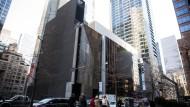 Soll für die Erweiterung des MOMA abgerissen werden: Das American Folk Art Museum von Williams und Tsien