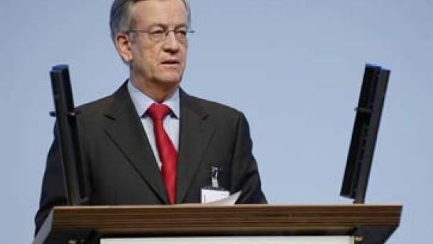 Siemens-Aktionäre strafen Pierer ab