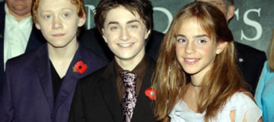 Harry Potter Filmpremiere Kammer Des Schreckens In London
