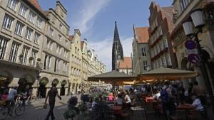 Kein Strammplatz für Münster