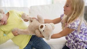 Warum sich Geschwister so oft streiten
