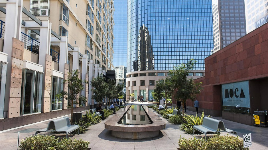 Das MOCA, Museum of Contemporary Art, in Los Angeles.