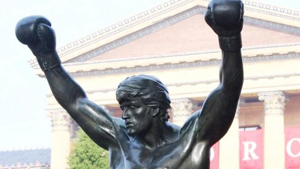 Der Maßstab des Boxers
