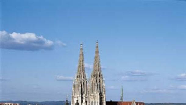 Regensburgs Altstadt ist Weltkulturerbe