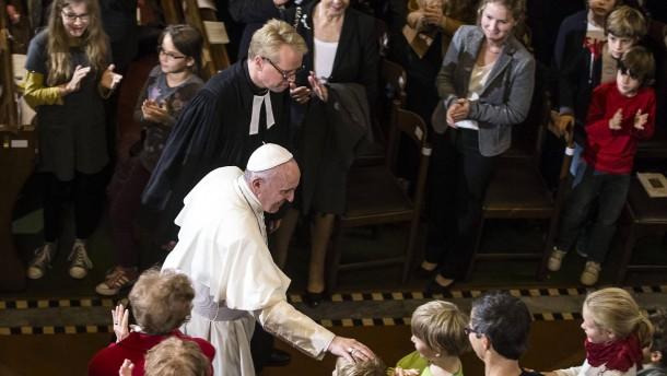 Franziskus, der neue Luther?