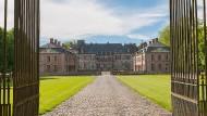 So ein Anwesen will unterhalten werden: Schloss Beloeil in Belgien