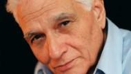 Jacques Derrida auf einer Aufnahme aus dem Jahr 2001