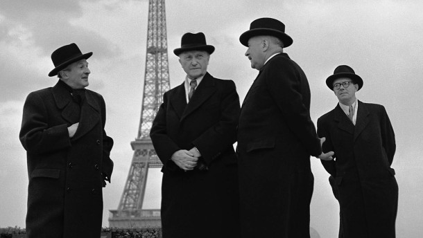 Fremd als Konsul unter Diplomaten