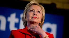 Hillary Clinton: Tretminen auf dem Privataccount