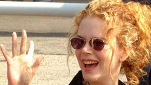 Nicole Kidman und die Paparazzi