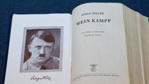 War Adolf Hitler ein guter Schriftsteller?