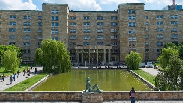 Drei neue Vizepräsidenten für die Goethe-Uni