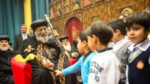 Ich bitte Europa, den bedrohten Christen zu helfen