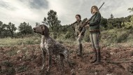 """""""Leben ist töten"""", schreibt die niederländische Schriftstellerin Pauline de Bok in ihrem neuen Buch """"Beute"""". """"Doch töten wie ein Tier, das ist uns nicht gegeben."""" Der Mensch jagt lieber mit Gewehr und Hund."""