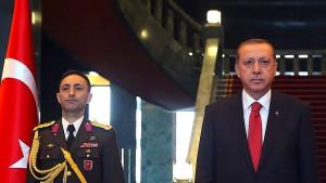 Deutschland will Erdogan zum Sultan machen
