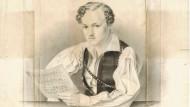 Gefunden auf einem Gießener Dachboden: Bleistiftzeichnung von August Hoffmann aus dem Jahr 1833