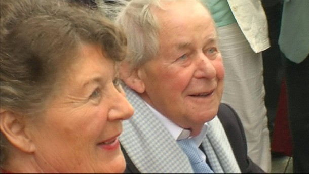 Überläufer überrascht Witwe von Siegfried Lenz