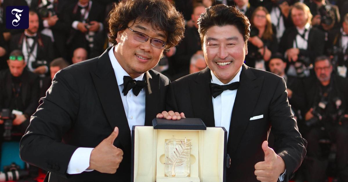 "Goldene Palme für ""Gisaengchung"" von Bong Joon-Ho"