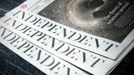 Independent stellt Druckausgabe ein