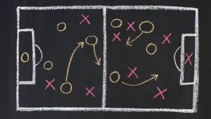 Systemwechsel: Der Fußball an der Macht