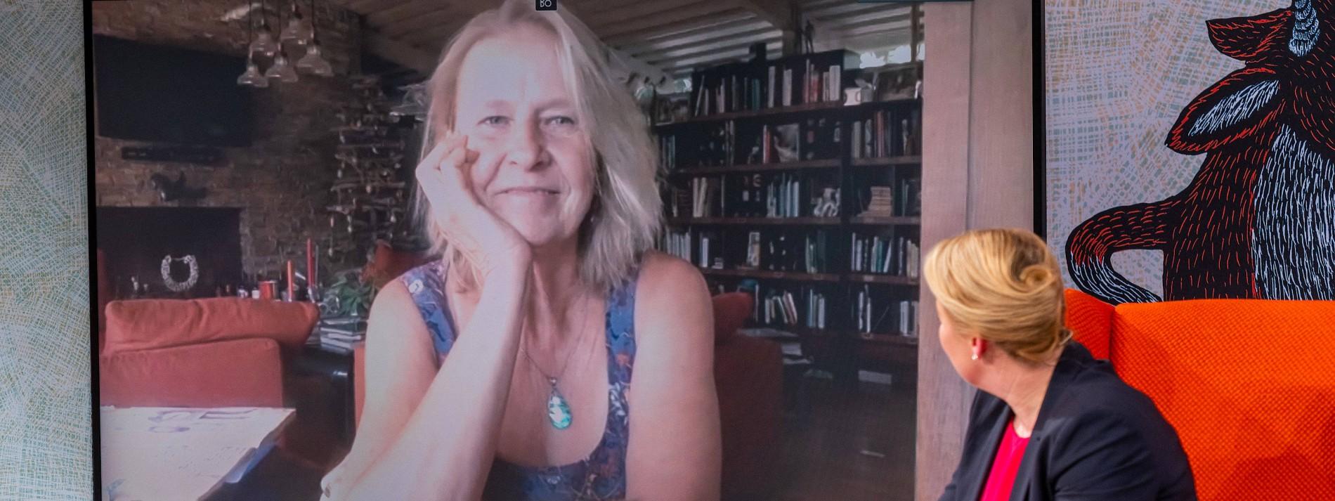 Cornelia Funke erhält Auszeichnung für Gesamtwerk