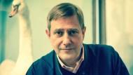 """""""Die Leute sagen, ich hab ein Radiogesicht / Die Stimme dazu hab ich leider nicht"""": Andreas Dorau"""