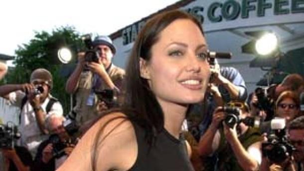 Angelina Jolie: Anfangs habe ich Lara Croft sogar gehasst